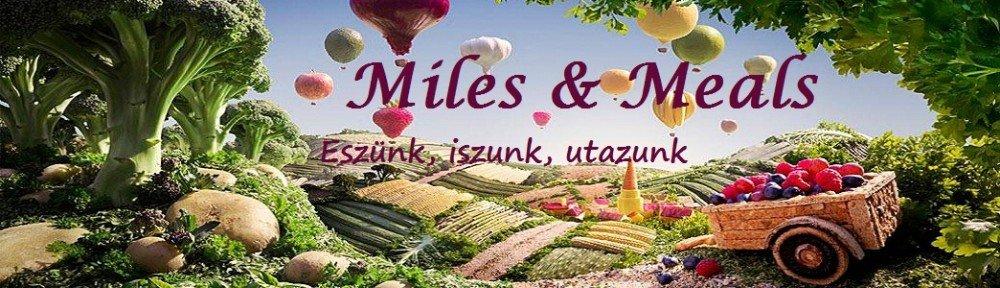 Miles & Meals
